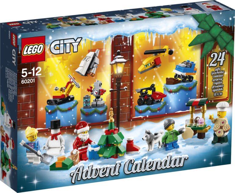 Mijn adventskalender 2020 - Lego City 60201